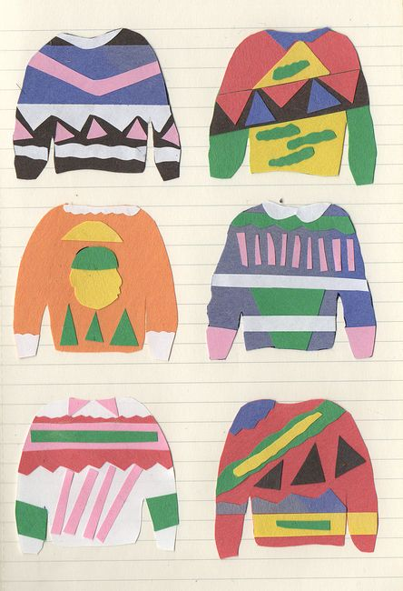 ohaymrdth:  sweaters i wish existed