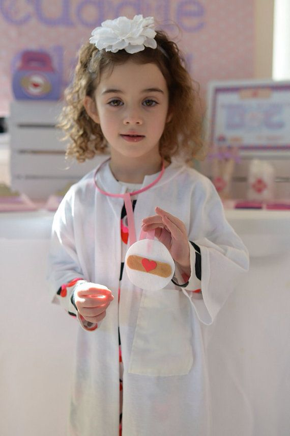 Childs pretend play / dress up Doctors stethoscope
