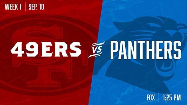 watch nfl online free live streaming | #NFL - Regular Season | San Francisco 49ers Vs. Carolina Panthers | Livestream | 10-09-2017