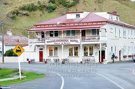Whangamomona Hotel, The Forgotten Highway, Taranaki
