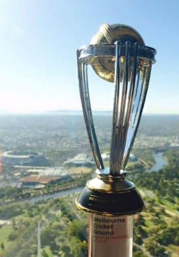 Winners are grinners in the ICC Cricket World Cup!