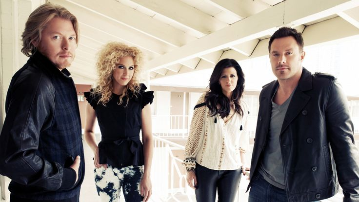 Little Big Town and Darius Rucker to announce CMA Nominations