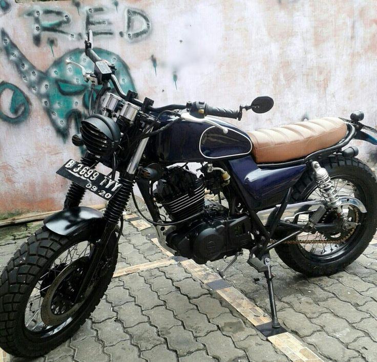 Suzuki gsx250 bratstyle
