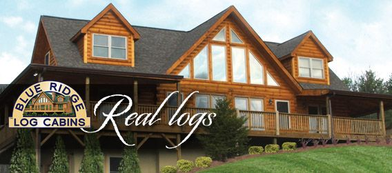 My dream - a log home in the mountains