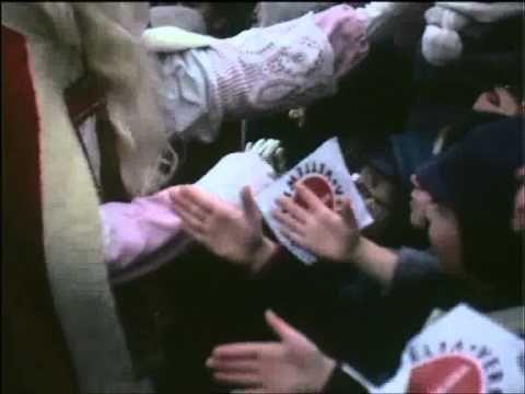 Intocht Sinterklaas Veghel 1971