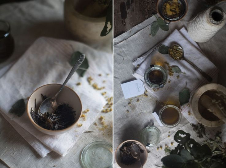 A Guide to Making Infused Oils   Hortus Natural Cooking