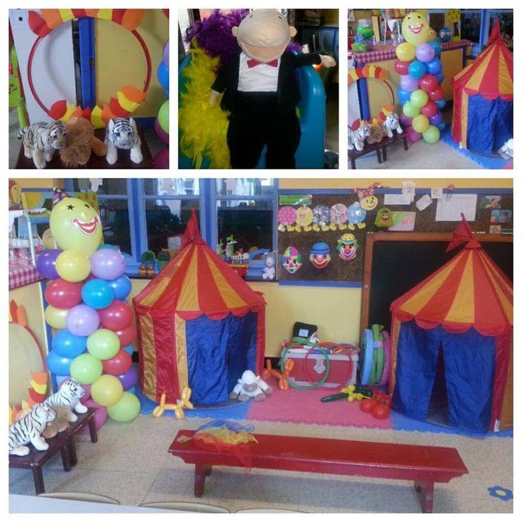 Circus in de klas! (LaLaLien)