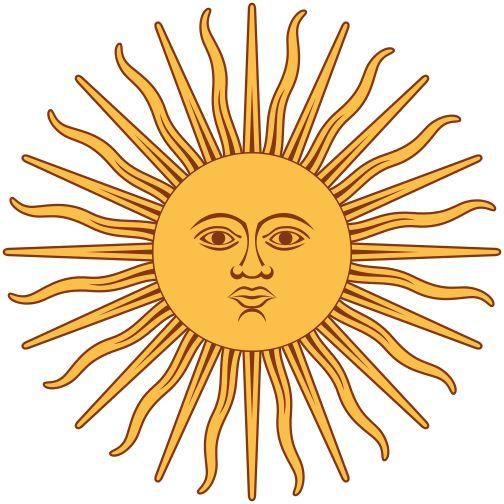 niezależność symbol - Szukaj w Google (Sol de Mayo)