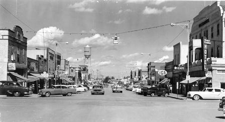 Downtown Vegreville