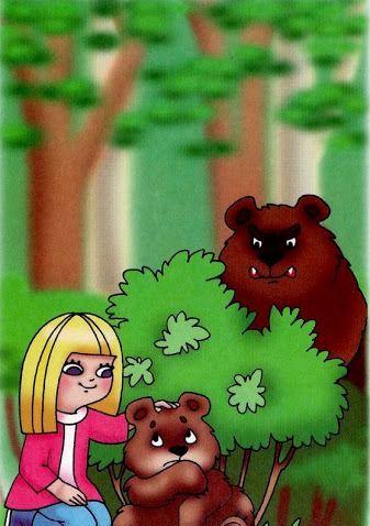 hladkať nájdené malé zvieratká v lese