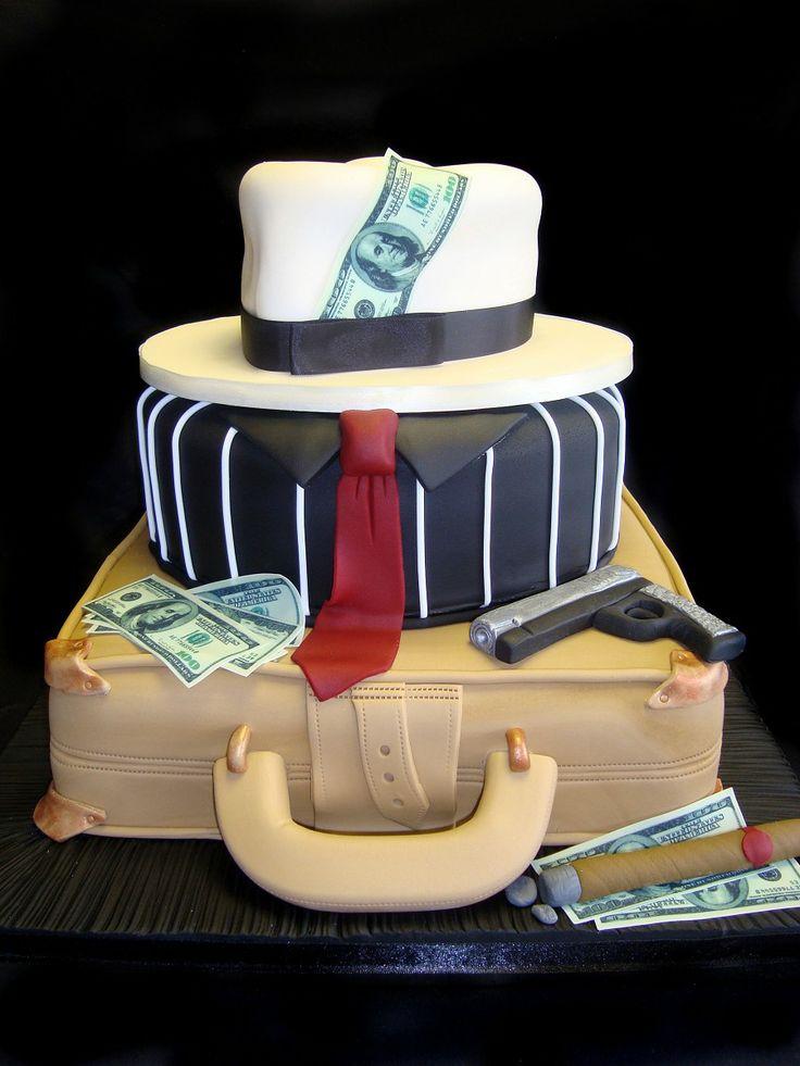 29 best Gangsta Grandma's images on Pinterest | Ha ha ...  |Bonnie And Clyde Cakes