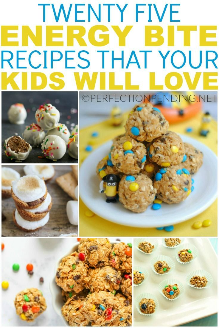 Energy bites, also called energy balls, are a really fun addition to your family's diet. They are perfect snacks that are healthier than normal treats, and often they require nothing more than throwing ingredients into a bowl and mixing. If you're looking