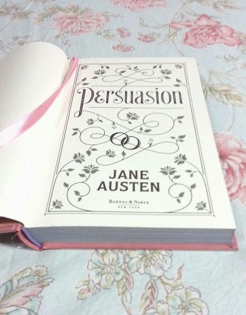 Persuasion by #JaneAusten