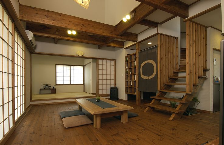 Traditional Japanese style in a modern way