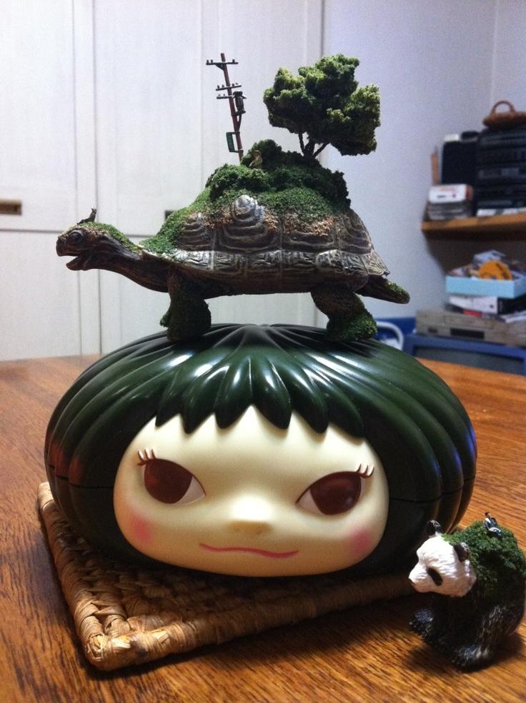 Yoshitomo Nara Bonsai