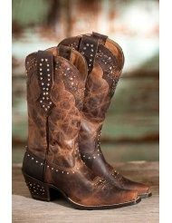 Beautiful Western Boots for Women. Mom I love these! ♥