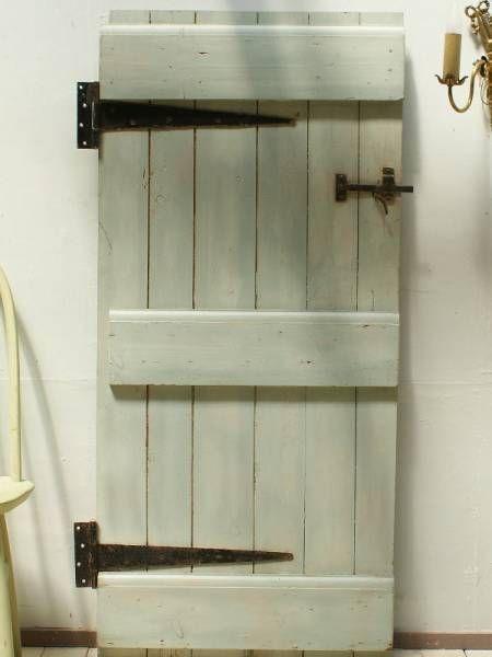 Door イギリスアンティーク木製ドア扉ディスプレイ建具1931 インテリア 雑貨 家具 Antique ¥33000yen 〆06月26日