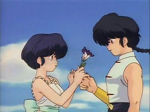 Ranma1/2 Ranma & Akane