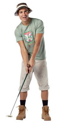 30 best halloween costumes images on pinterest carnivals rasta imposta caddyshack carl spackler costume multi colored one size includes shirt pants and hat does not include socks boots or golf club solutioingenieria Images