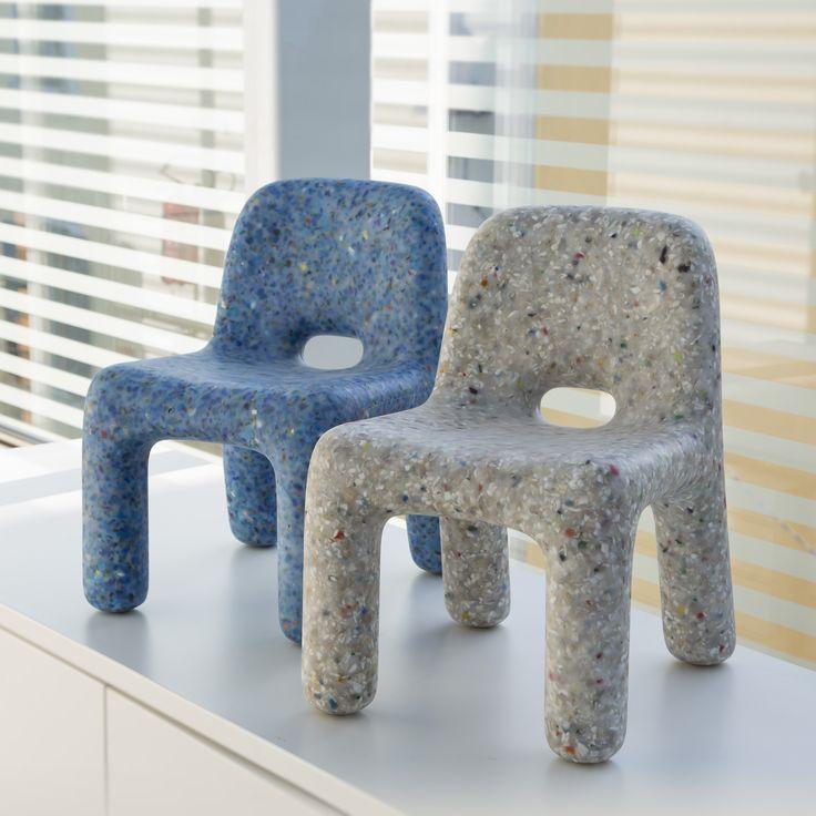 Charlie chairs, sky and off-white #kidschair #kidsfurniture #kidsroom  #outdoorkidschair