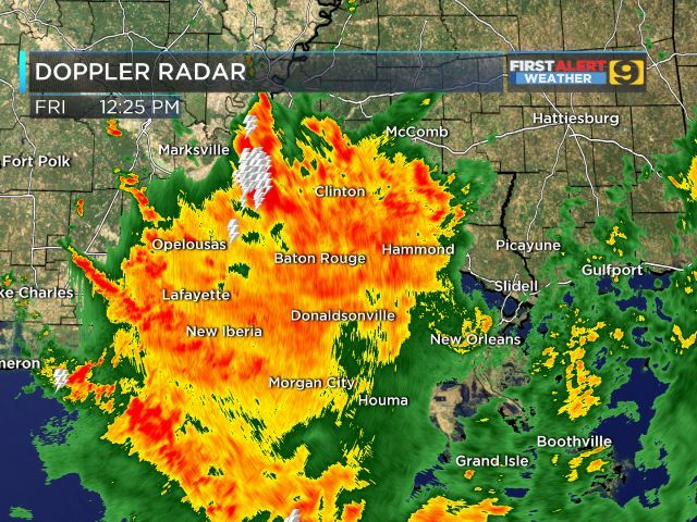 Baton Rouge LA Local Weather Breaking Weather Storms WAFB 9
