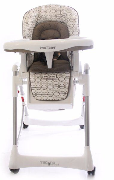top spec highchair, far higher quality than the crappy ones available in certain…