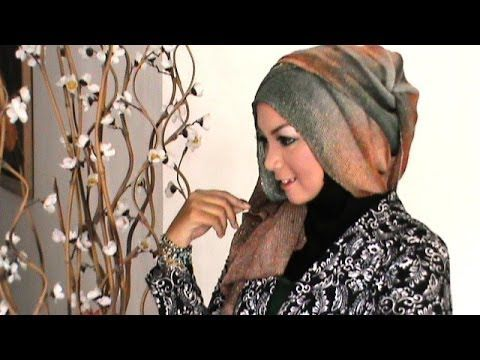 Tutorial Hijab Pesta Modern dan Simple by Revi