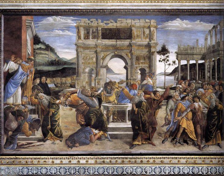 Η τιμωρία του Κορέ (1481-82)