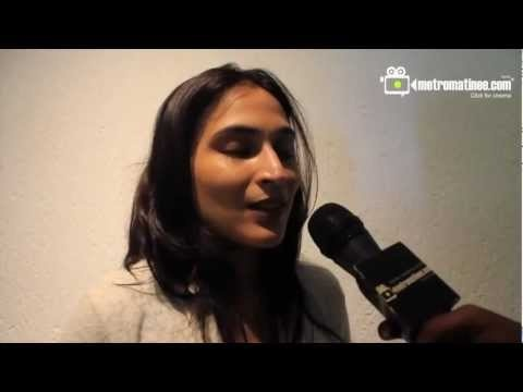 IFFK 2012 - Aishwarya Dhanush Exclusive TALK To metromatinee.com