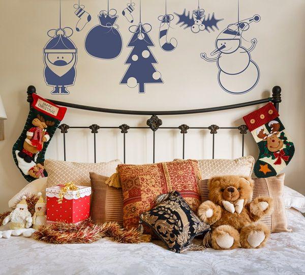 Mejores 25 im genes de vinilos decorativos navidad en - Papelpintadoonline com vinilos decorativos ...