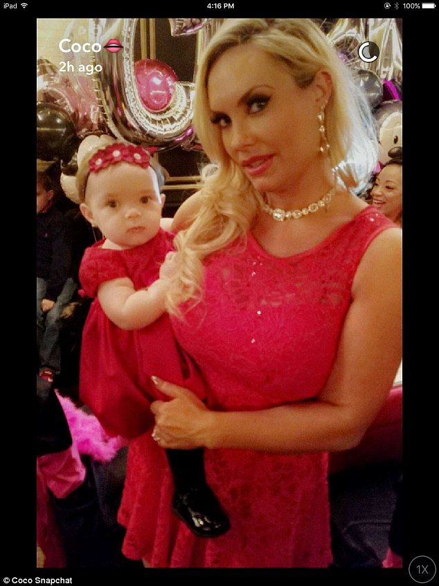 Birthday baby! Ice-T and Coco Austin's only daughter together, Chanel Nicole Marlow, turned one on November 28 and parents didn't disappoint when it came to the celebration on Sunday