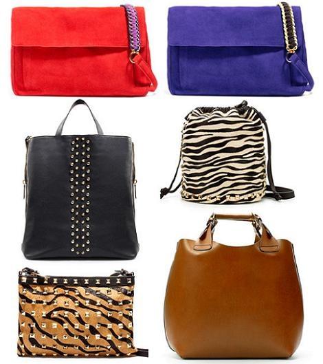Zara nueva colección otoño 2012