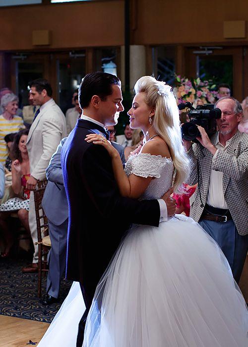 leonardodicrapio:  Leonardo DiCaprio and Margot Robbie share a waltz as Jordan and Naomi in The Wolf of Wall Street