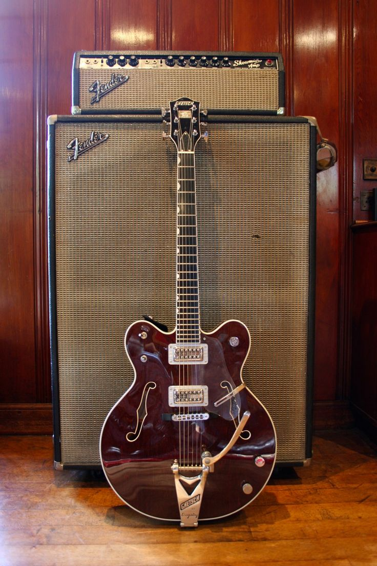 Johnny Marr's Gretsch                                                                                                       Country Gentleman