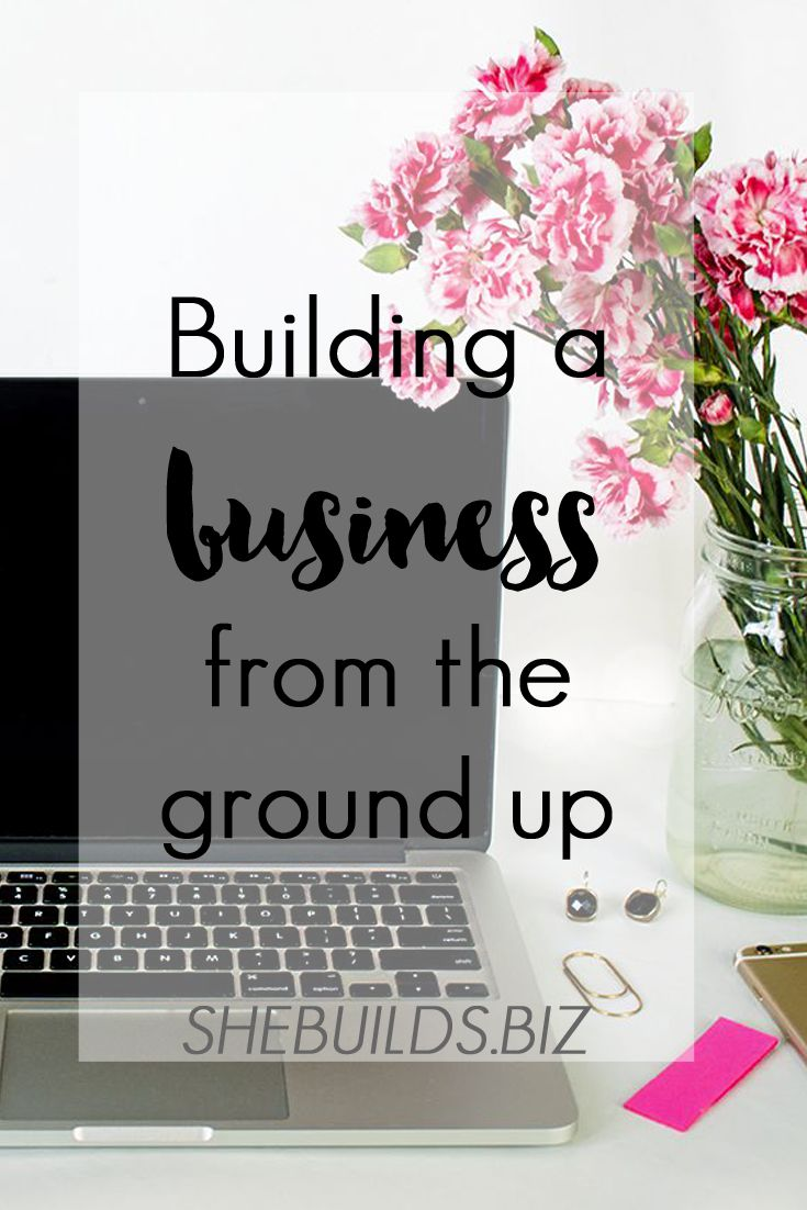 An insider's look at  building a business online from the ground up.  Follow along as I share all the transparent details of starting a business from scratch!