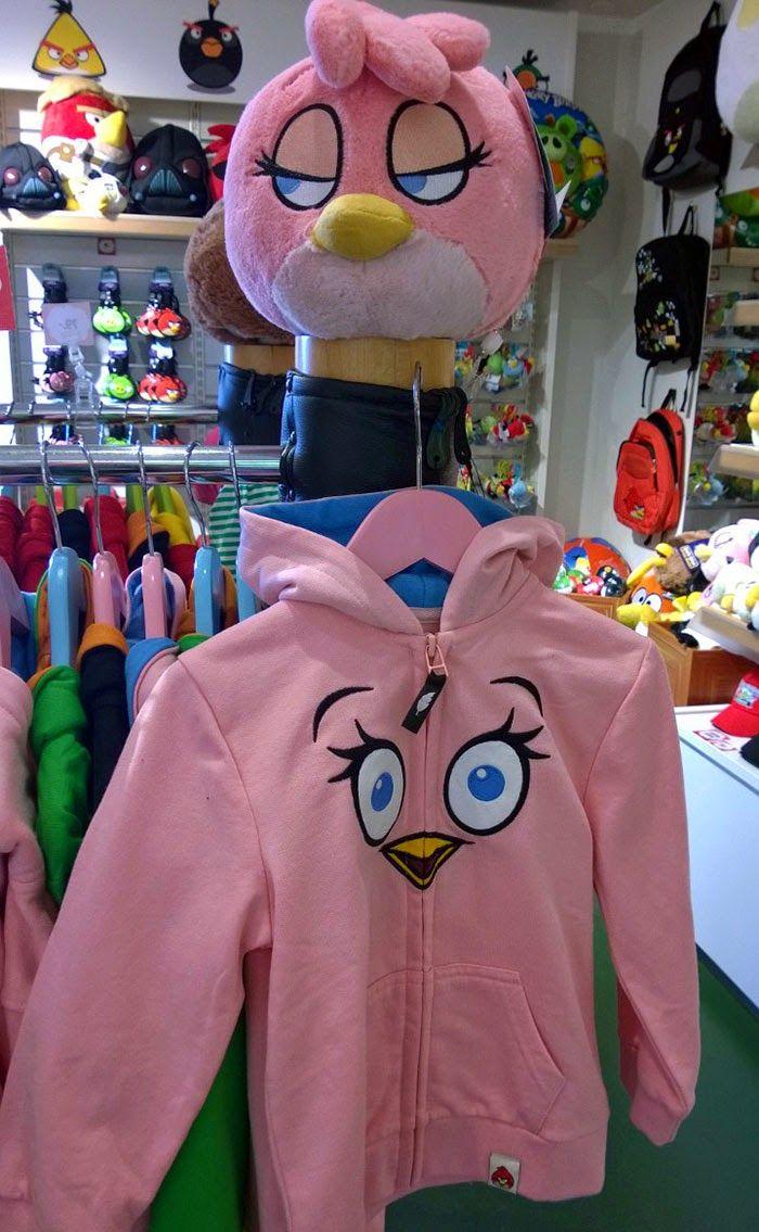 Angry Birds Gift Shop @ Angry Birds Land Särkänniemi #sarkanniemi #tampere, visit: http://www.sarkanniemi.fi