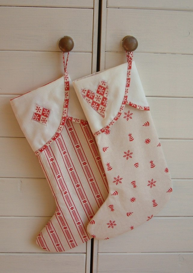 97 best Christmas Stockings images on Pinterest | Christmas ideas ...