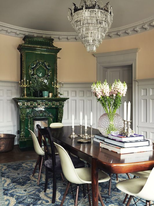 vintage interiors 30 best interiors by dusty deco images on pinterest vintage