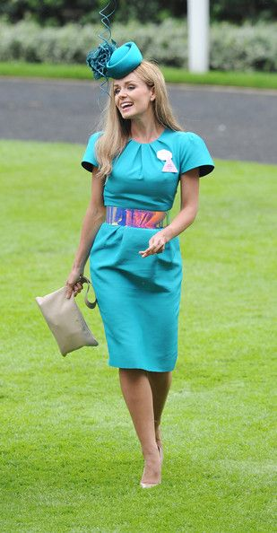 Katherine Jenkins Photos Photos - Katherine Jenkins attends Day 3 of Royal Ascot at Ascot Racecourse on June 19, 2014 in Ascot, England. - Royal Ascot: Day 3 — Part 2