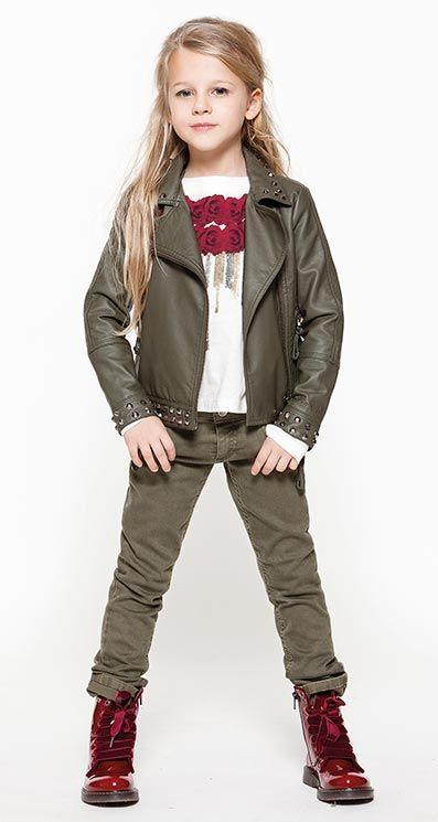Twin-set aw 14, moda para niñas que triunfa > Minimoda.es