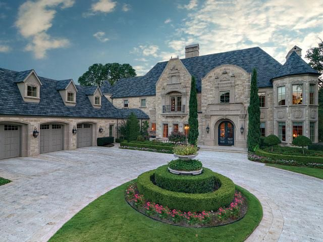A French Castle Dream Homes San Diego Real Estate Orange Los Angeles County Homes Million Dollar Homes | DreamHomesMagazine.com