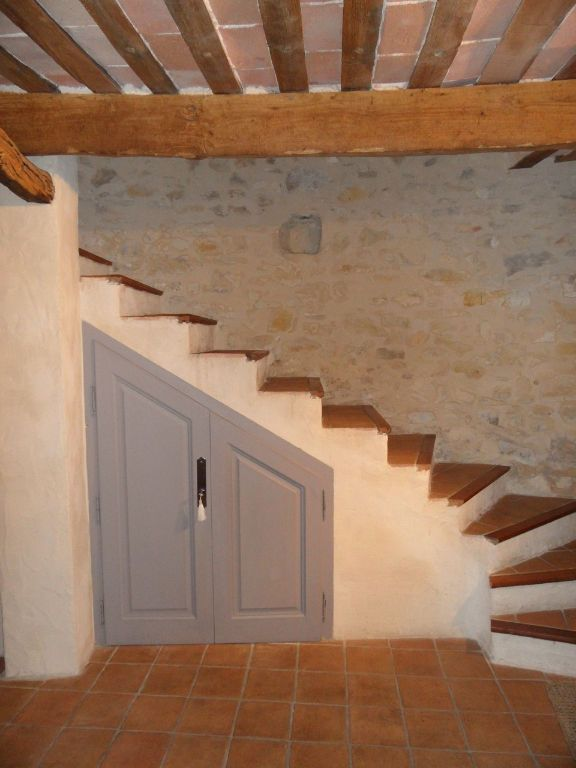 Uzès-Goudargues, pretty 2 bedroomed stone village house, cot...