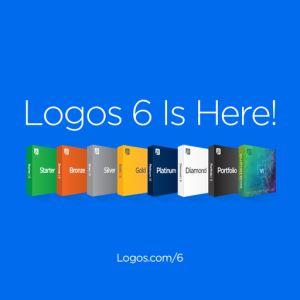 Logos Bible Software, the Batmobile of Bible software