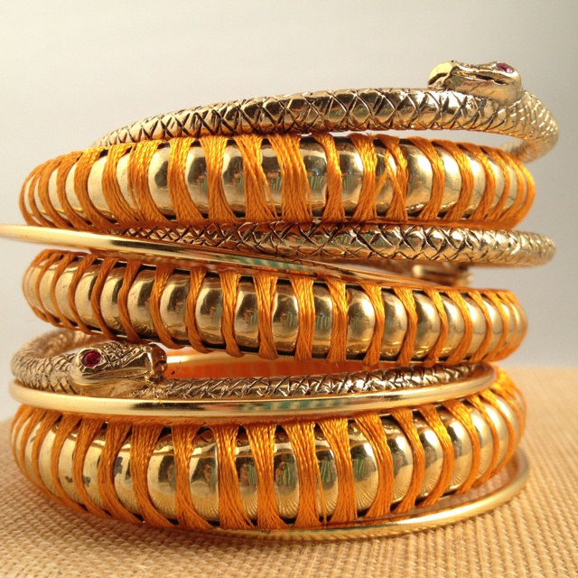 Skova karma stack bracelets