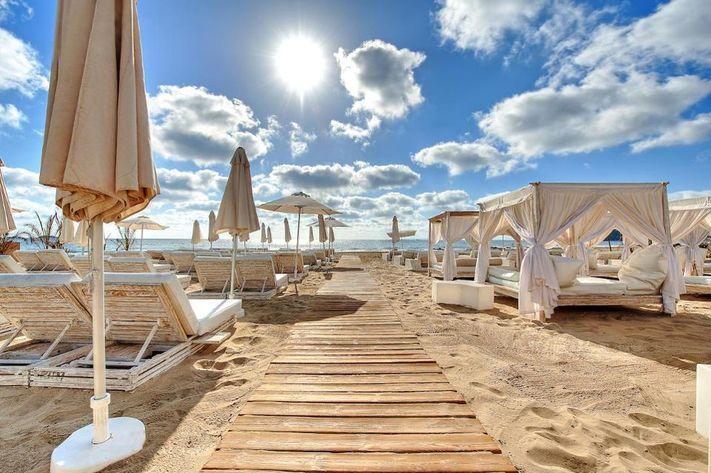The 10 Best Ibiza Hotels On The Beach Beach Hotels Ibiza Beach Hotel Ibiza Beach