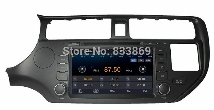 "Quad core Android 5.1 HD 2 din 8"" Car DVD Player for Kia K3 /Rio 2011-2012 With GPS 3G/WIFI PC Bluetooth IPOD Radio TV USB DVR"