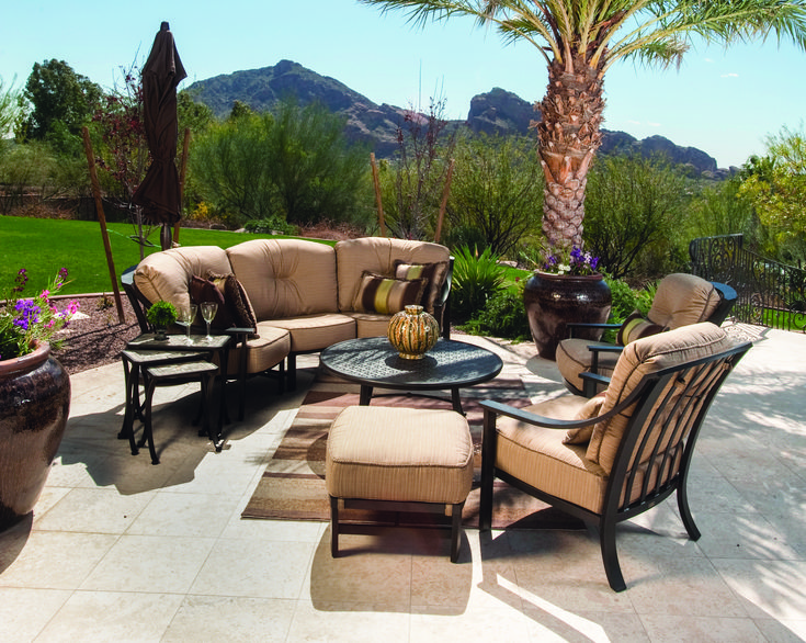 Mallinu0027s Ellington Collection Has A Wide Variety Of Comfortable Deep  Seating Dining Chairs At A Great Value. Contact Todayu0027s Patio For All Of  Your Patio ...