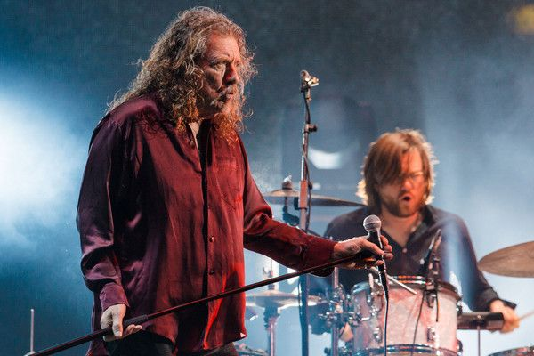 Robert Plant Photos - 2015 Lollapalooza Brazil - Day 1 - Zimbio