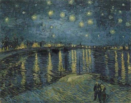 Munch-Van Gogh: miradas paralelas
