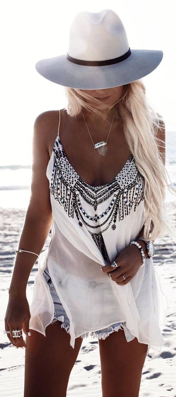 Beautiful Boho Outfit